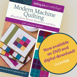 Modern Machine Quilting 1