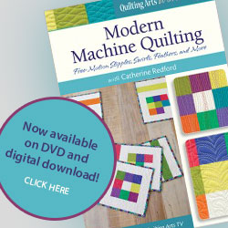Modern Machine Quilting 2